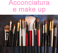 acconciatura make up sposa