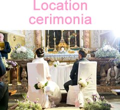 location cerimonia